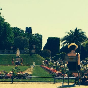 Jardin du Luxembourg - PER-FECT day. - Paris, France