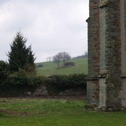 Blick vom Kloster in Richtung…