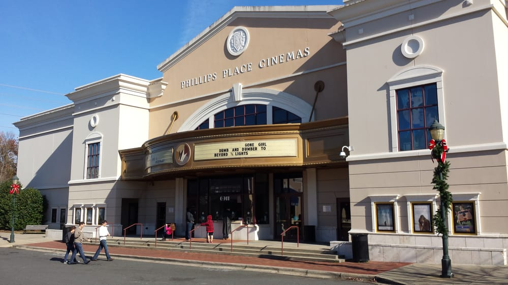 Movies & Showtimes for Regal Phillips Place Stadium 10