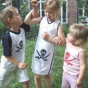 Kinderbekleidung Piraten von kidding kids