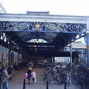Brighton Train Station, Brighton, East Sussex