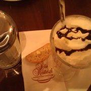 Lübecker, weiße Trinkschokolade mit…