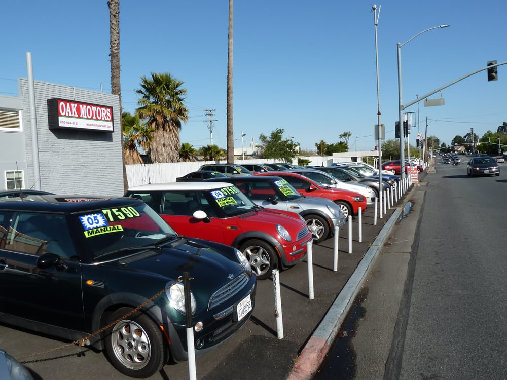 Oak motors car dealers san mateo ca photos yelp for Oak motors san mateo
