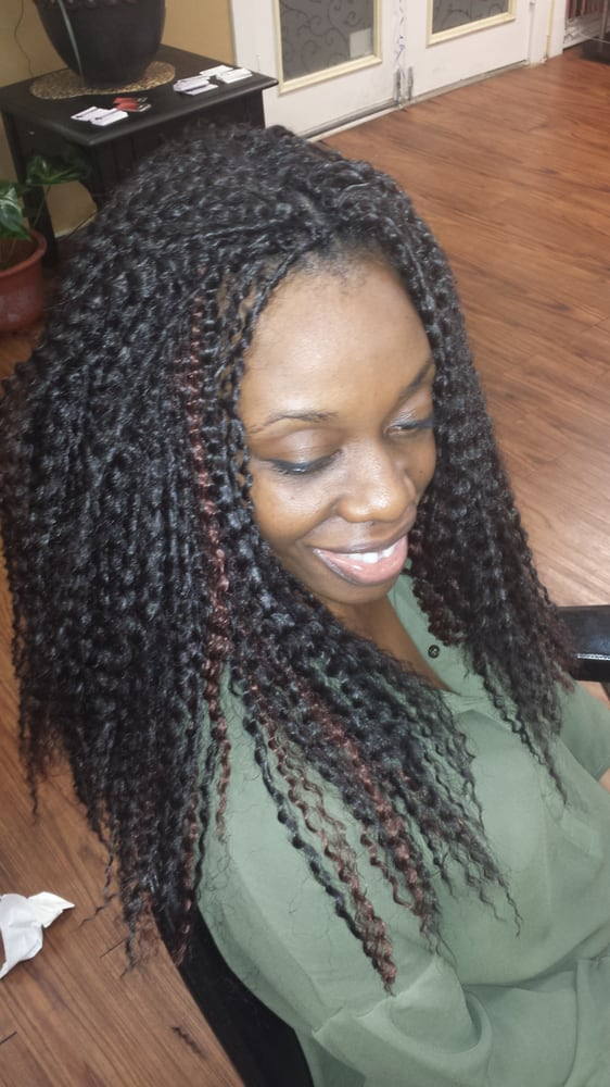 Crochet Hair Styles For Little Girl : little girl crochet braids Quotes