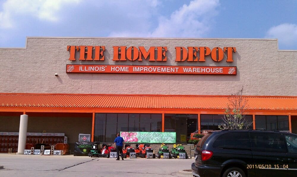 Home Depot In Downers Grove Il