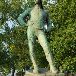 Constantin Meunier Der Hafenarbeiter, Frankfurt am Main, Hessen