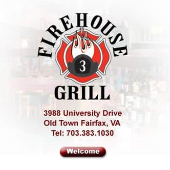 The Firehouse Grill - The Firehouse Grill - Fairfax, VA, Vereinigte Staaten