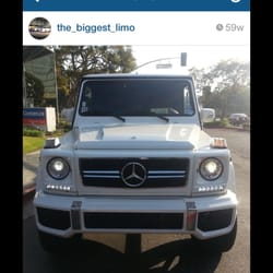 The Biggest Limo - Burbank, CA, États-Unis. G-class mercedes 18 passengers limo ready to Rock!!! Http://www.TheBiggestLimo.com