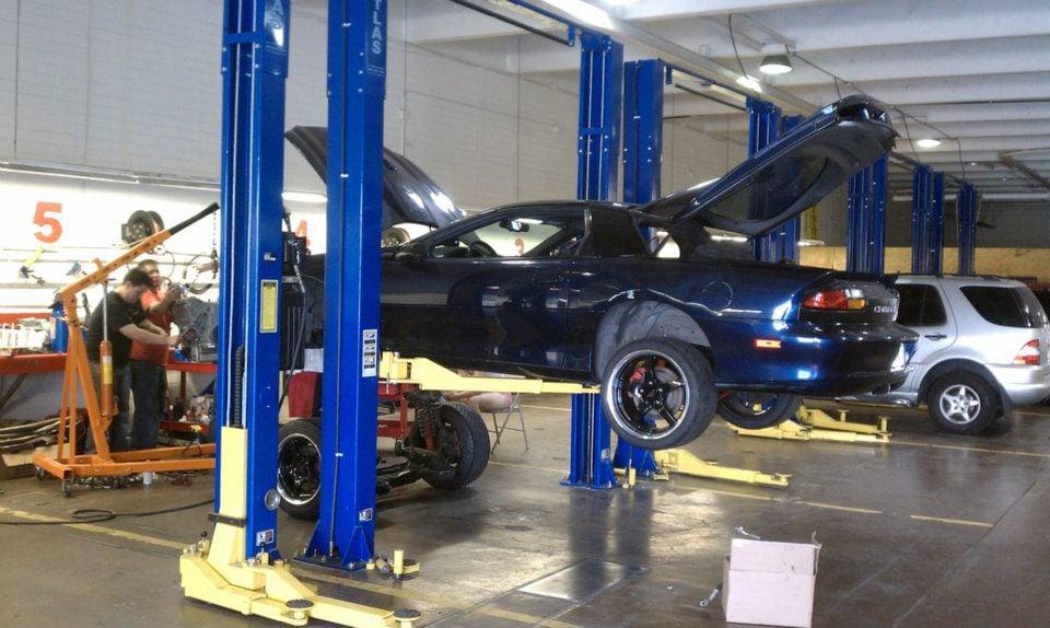 Diy Performance Automotive Geschlossen 20 Fotos