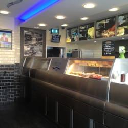 The Brothers Fish Bar, Ilford, London