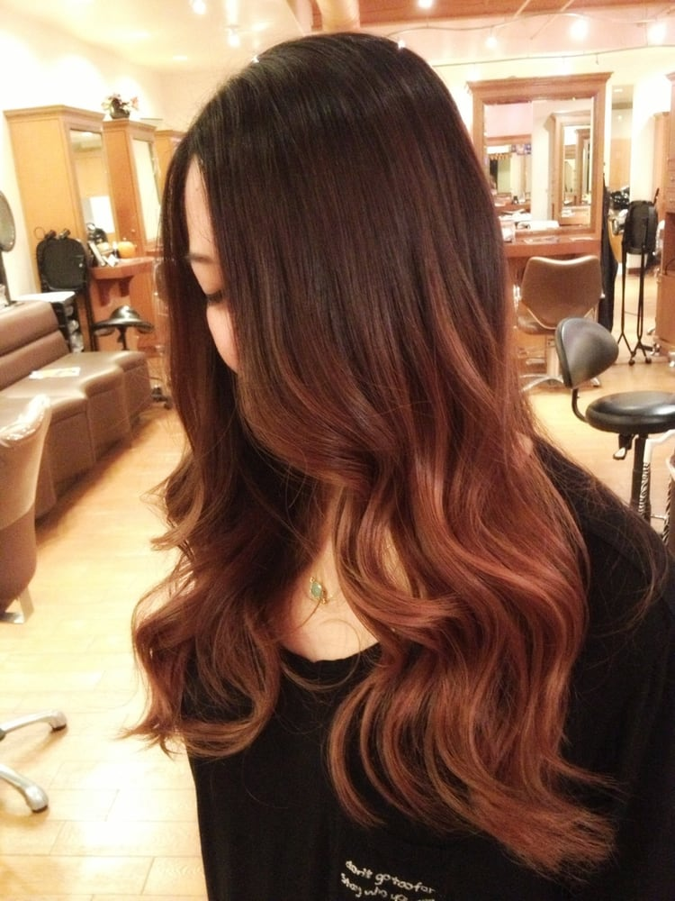 Local Salons Hair Extensions Photo Ideas With Caramel Brown Hair Color ...