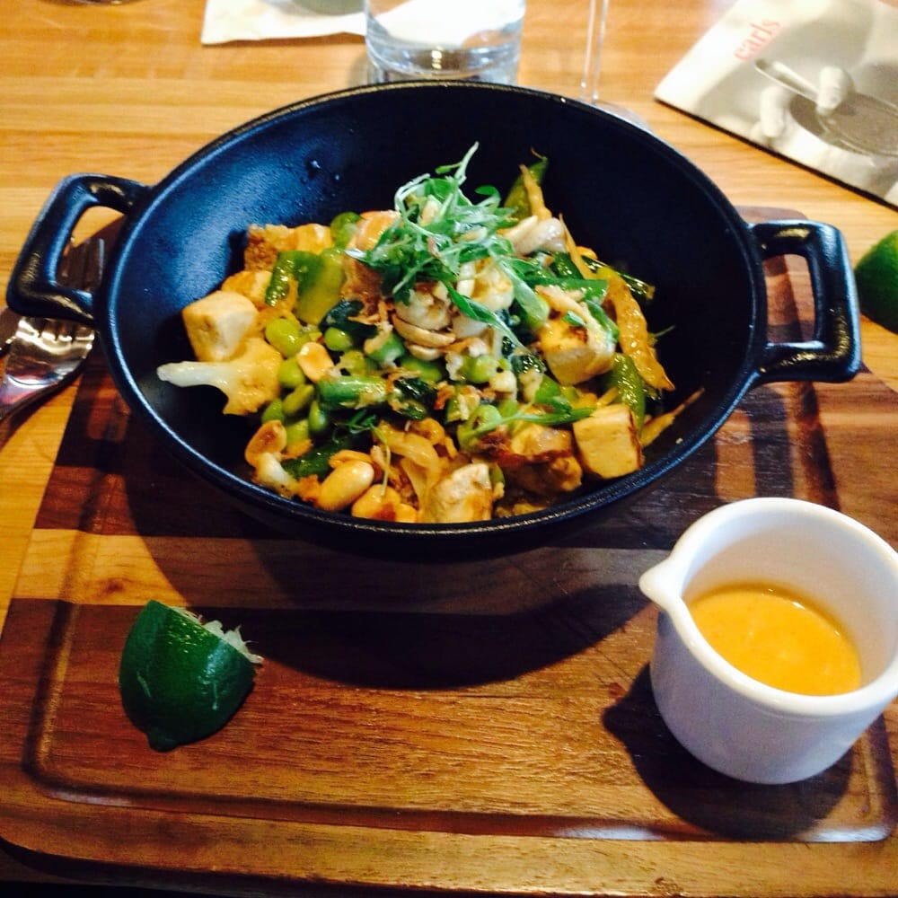Incredible Quinoa Thai Bowl Yelp
