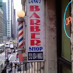 lana s barber shop midtown west manhattan ny