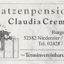 Katzenpension Claudia Cremer, Niederzier, Nordrhein-Westfalen