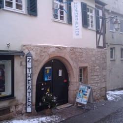 Zimmertheater Tübingen GmbH, Tübingen, Baden-Württemberg