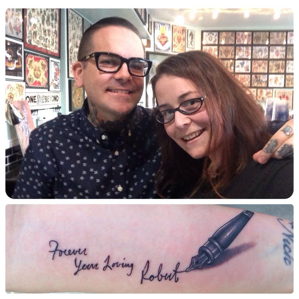 Dan Smith Tattoos Dan Smith Tattooed