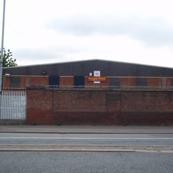 Manchester Mail Centre, Manchester