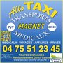 Taxis Allo Taxi - Magnet M&I