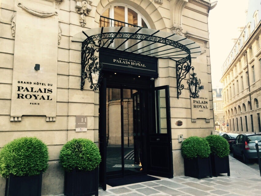 Grand hotel du palais royal hotels paris france yelp - Grand hotel palais royal ...