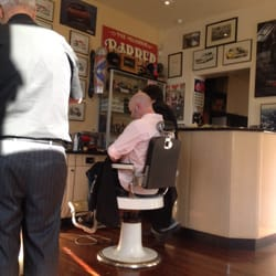The Melbourne Barber Shop - Barbers - Melbourne - Melbourne Victoria ...