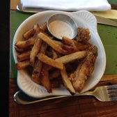 The Hollywood Tavern - Kids menu item, chicken fingers. - Woodinville, WA, Vereinigte Staaten