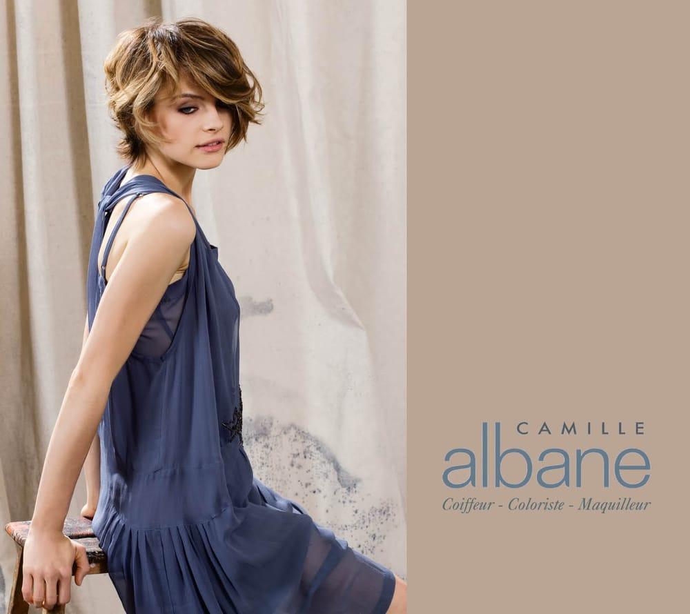 Camille albane coiffeur salon de coiffure presqu 39 ile for Salon de coiffure camille albane