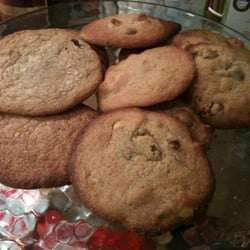 Home made cookies @ seven bees cafe