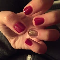 Onyx Nail Bar - Dallas, TX, United States. Best gel manicure I
