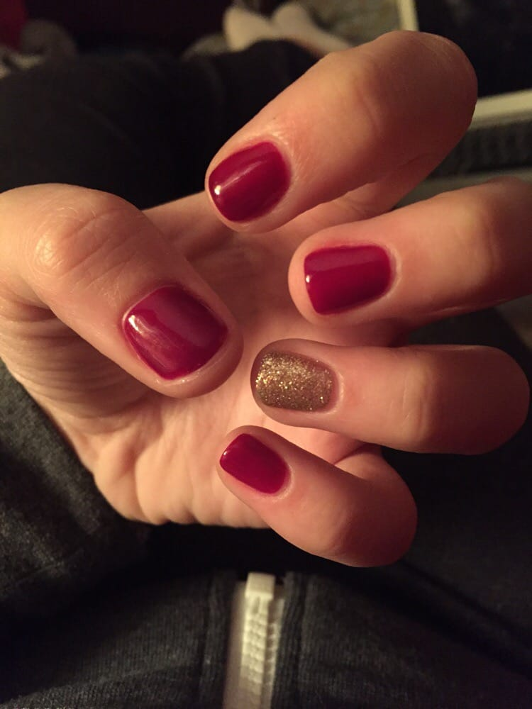 Onyx Nail Bar - Dallas, TX, United States. Best gel manicure I