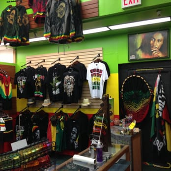 Rasta clothing store