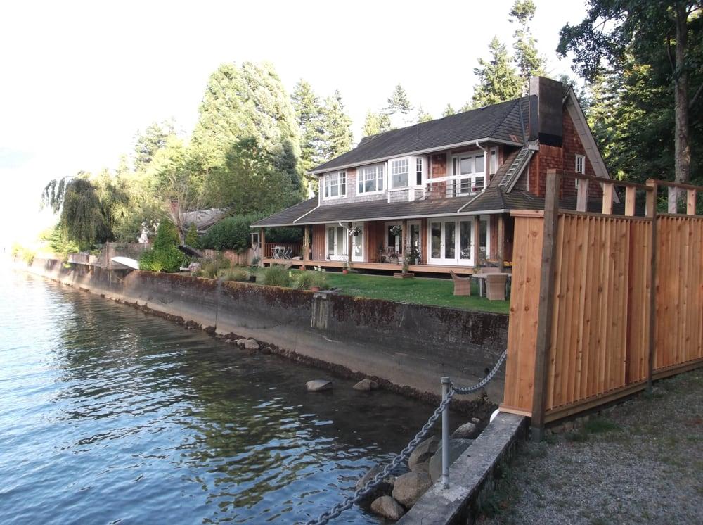 The Studio At Cove House Bowen Island