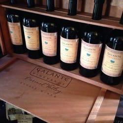 Galante Vineyards Tasting Room