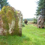 Blackpark Stone Circle, Isle of Bute