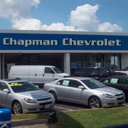 Chapman Chevrolet - Car Dealers - 6925 Essington Ave