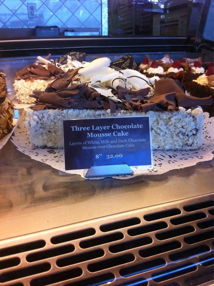 Chocolate Cake Irvine