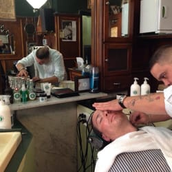 Barber Shop Albany Ny : Patsys Barber Shop - Albany, NY, United States. Hot Shave at its ...