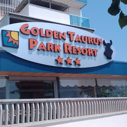 Hotel Golden Taurus Park, Pineda De Mar, Barcelona, Spain