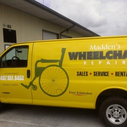 Madden S Wheelchair Repair Furniture Repair Holden Heights Orlando Fl Reviews Photos