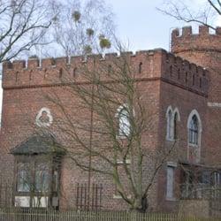 Anhalt Dessauische Wildkammer, Wörlitz, Sachsen-Anhalt