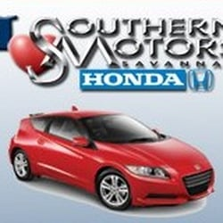 Southern motors honda savannah ga for Southern motors savannah georgia