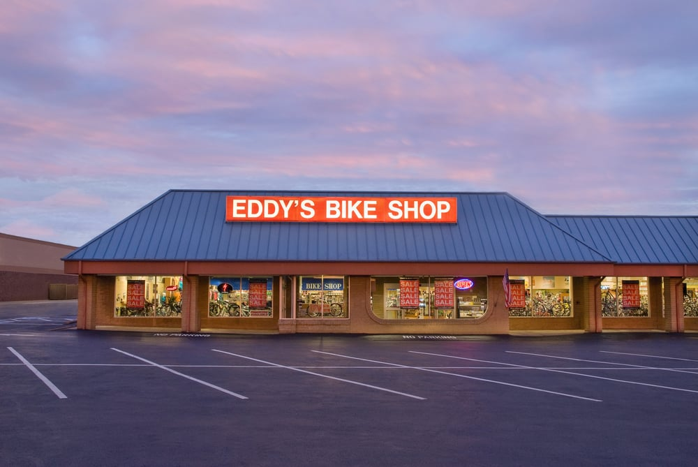 Eddys bike shop coupons
