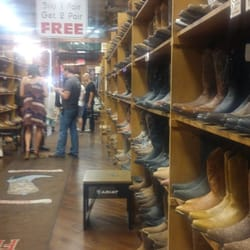 Dec 07, · Probably a tourist trap but hey I'm in Nashville. The boots are but 1 get 2 free but the adult boots are around $ It worked out well for me because I got 3 pairs of kids boots for $ There are a lot of options for boots. Cool store to even just walk in and see all the cowboy boots.4/4(83).