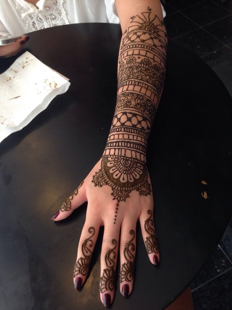 Henna Tattoo Removal : Raanya eyebrow threading henna tattoo photos hair
