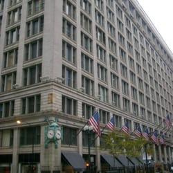 Macy's - Chicago, IL, Vereinigte Staaten