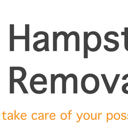 Hampstead Removals, London