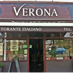Verona, Morden, London