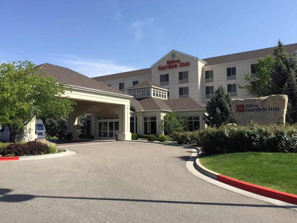 Hilton Garden Inn Boise Spectrum 18 Photos Hotels 7699 W Spectrum St Boise Id United