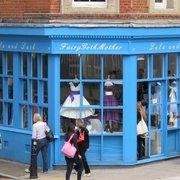 Our current (2013) London shop
