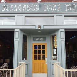 Jefferson Park Pub logo