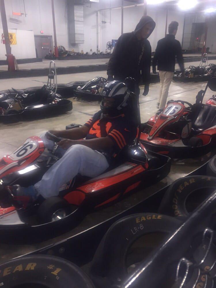 Go Kart Virginia Beach Indoor